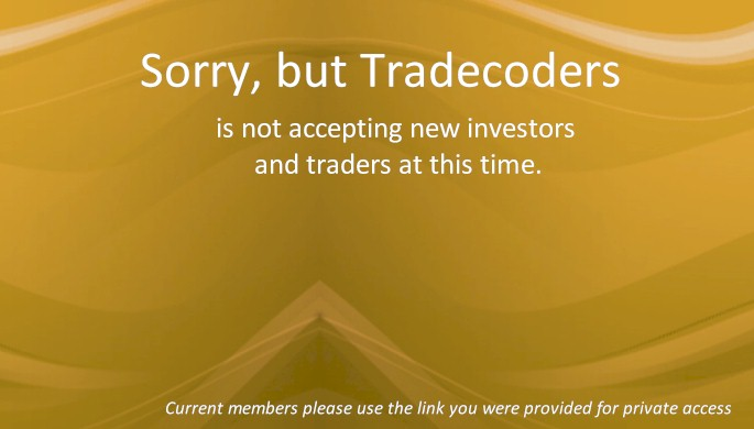 Tradecoders private access only